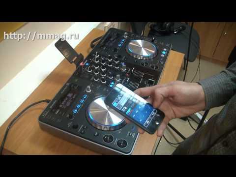 mmag.ru: DJ контроллер Pioneer XDJ-R1 - видео обзор