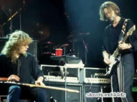 Eric Clapton&Jeff Healey - Crossroads - Live 08, 25 1990