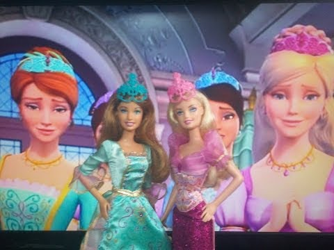 Barbie y Las Tres Mosqueteras Muñecas / Barbie and The Three Musketeers Dolls