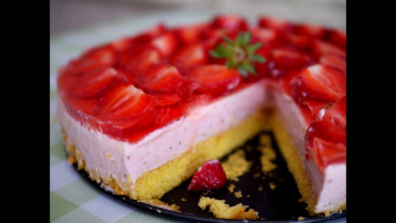 Торты с ягодным муссом пошаговые рецепты
