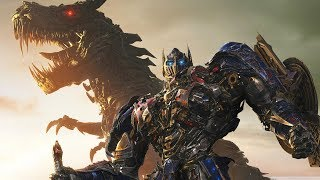 Transformers: Age of Extinction , dramatic sections