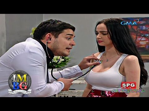 Bubble Gang: Kim Domingo sa Touch Therapy (with English subtitles)