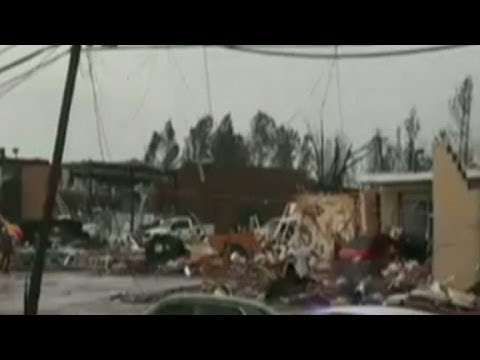 Tupelo Mayor reports 'widespread' tornado damage