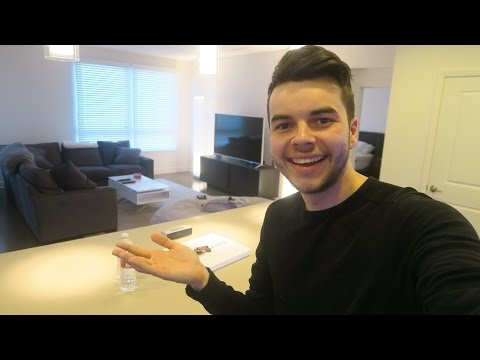 MY NEW APARTMENT TOUR!