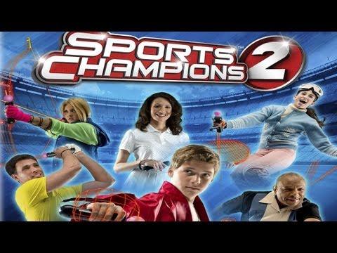 NEW  PS3 demos !!! - Sports Champions 2 (Праздник спорта 2)
