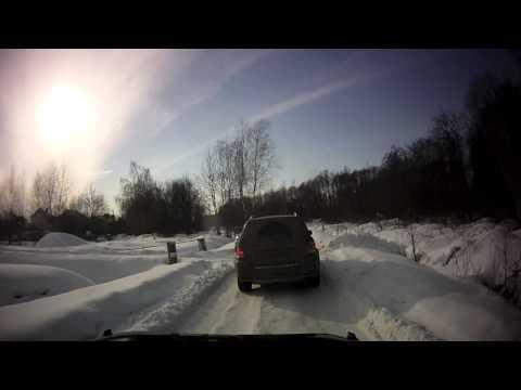 Jeep Wrangler Unlimited Rubicon - тест-драйв