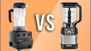 Best Blender for Smoothies 2020 - Vitamix vs Ninja