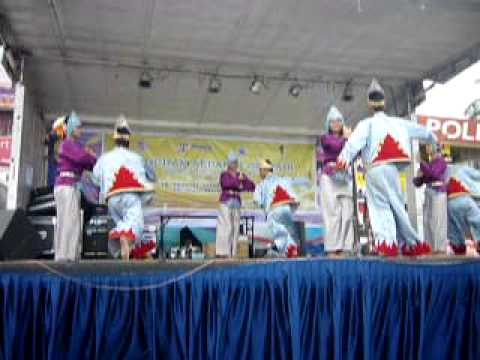 Selendang Budaya Lahad Datu.MOV