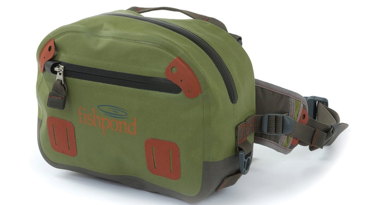 Fishpond Westwater Lumbar Pack Fly Fishing Youtube