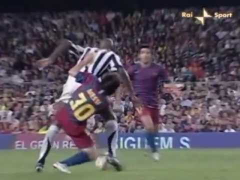 Messi vs Juventus - Joan Gamper Trophy 2005