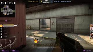 Transmissão ao vivo de nano gameshow(NGS)