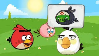 Angry Birds Animated in Red Ball 4 + Final Boss (ORIGINAL 2018) Part 2