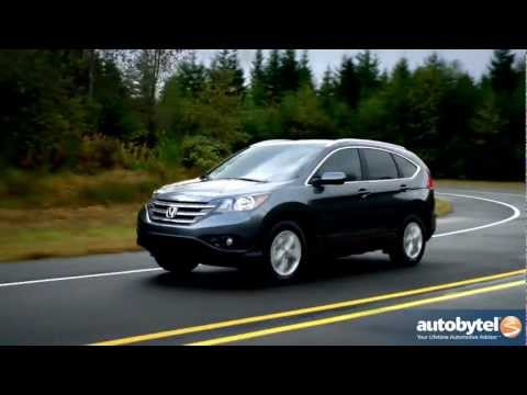 2012 Honda CR-V Test Drive & Crossover SUV Review