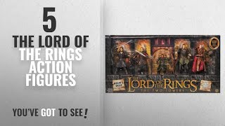 Top 10 The Lord Of The Rings Action Figures [2018]: Lord of the Rings Two Towers Heroes of Helms