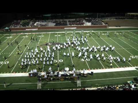 "North Augusta High School Band ""Suspicious Minds"""