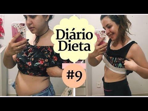 DIÁRIO DA DIETA #9: -7KG
