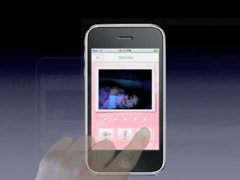 baby monitor on your iphone and ipod touch how to make do everything. Black Bedroom Furniture Sets. Home Design Ideas