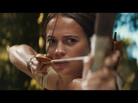 'Tomb Raider' Trailer 2
