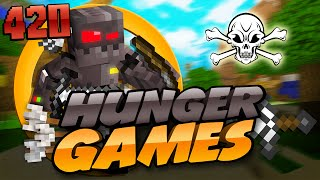 Minecraft Hunger Games: Episode 420 - Accidental Murder