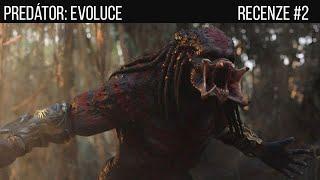Recenze na Predátor: Evoluce | bez spoilerů | Recenze #2 | PopCorn