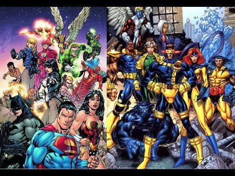 Could It be Possible To See An X-Men Justice League Crossover? - AMC Movie News