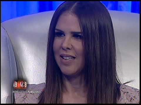 Entrevista completa a la Actriz Celinés Toribio en Mujeres Al Borde con Ingrid Gómez  - 09/12/2017