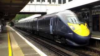 An hour at Dover Priory Station - 6th July 2014
