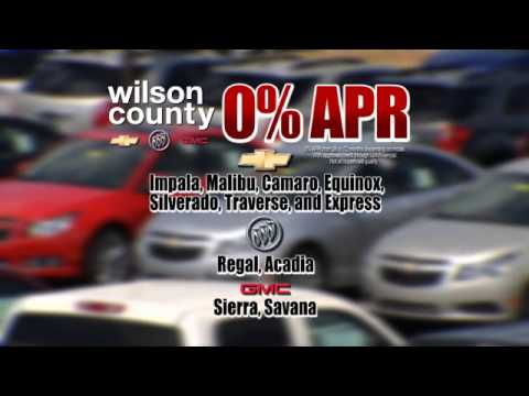 GM Memorial Weekend Specials at Wilson County Motors Lebanon, TN Chevrolet GMC Buick