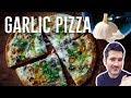 DELICIOUS GARLIC PIZZA