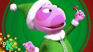 El saco mágico de Santa | Backyardigans | Discovery Kids