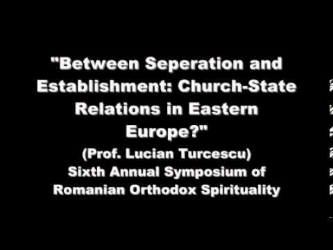 Between Separation and Establishment: Church-State Relations in Eastern Europe?