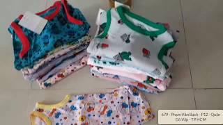 Đồ bộ trẻ em giá sỉ 25k  buôn ôm lô giá rẻ quần áo trẻ em tại HCM Zalo 0931477479 | 5k 6k 7k 8k 9k
