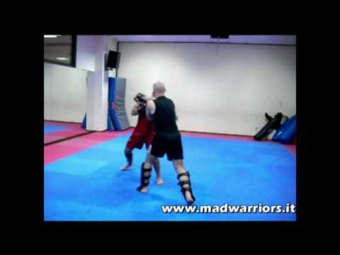 Mad Warriors SAN SHOU Training 02 Image 1