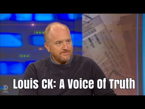 Louis CK: A Voice Of Truth