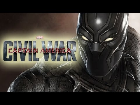 New Black Panther 'Civil War' Details Revealed