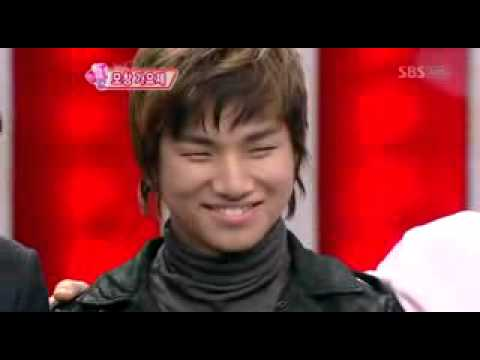 Star King Nickhun and Daesung