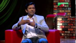 Tahsan discusses sharing information through social media