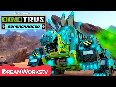 Garby's Malfunction | DINOTRUX SUPERCHARGED