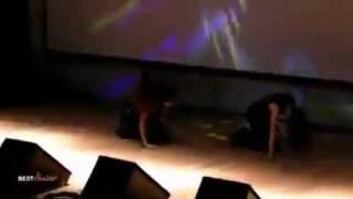 SISTAR HYORIN and BORA dancing Love, sex and Magic