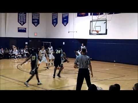 Sandhills Community College Flyers VS Stevens Prep Academy Game Highlights!.wmv