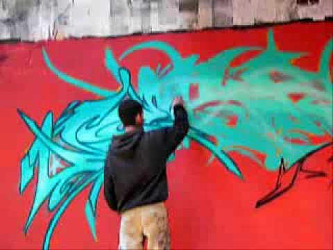 how to draw wild style graffiti