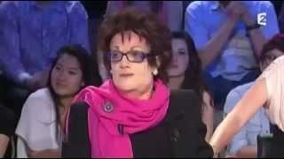 Jonathan Lambert est Christine Boutin - On n'est pas couché 27 avril 2013 #ONPC