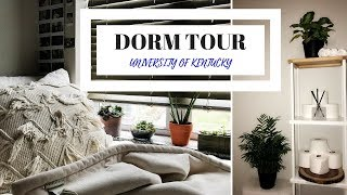 COLLEGE DORM TOUR // University of Kentucky