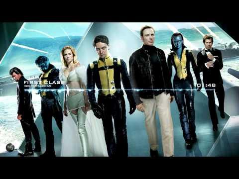 Henry Jackman - First Class [X-Men : First Class]