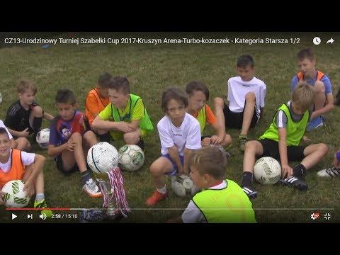 CZ13-Urodzinowy Turniej Szabełki Cup 2017-Kruszyn Arena-Turbo-kozaczek - Kategoria Starsza 1/2