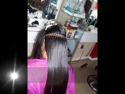 Micro Beads Hair Extension/bonitta hair