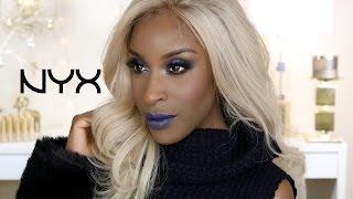 NYX Full Face Makeup Tutorial | Jackie Aina