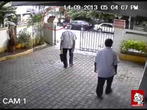 Doctor  Murder Shocking Cctv Video video