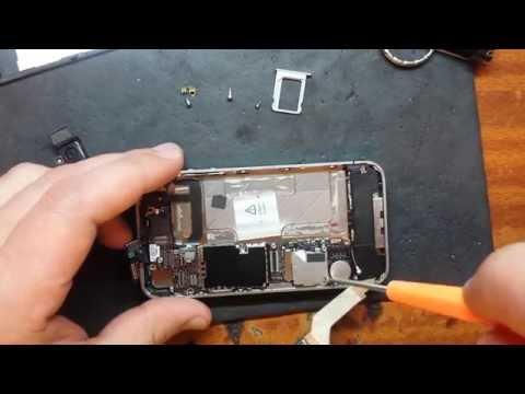 на айфоне 4 s не ловит wifi на