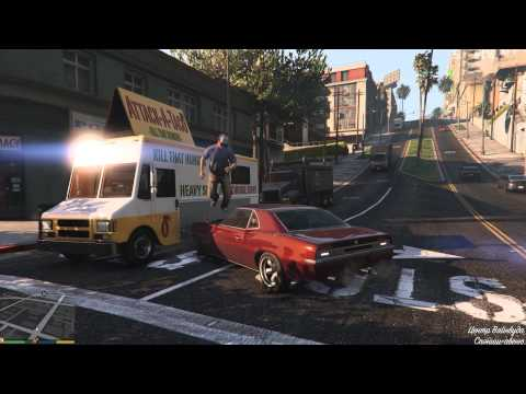 Grand Theft Auto V:i7 4770k 4.5 GHz+ASUS GTX980 1466 MHz+16Gb DDR3 2133 MHz+DSR